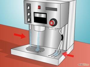 συντηρηση μηχανης espresso