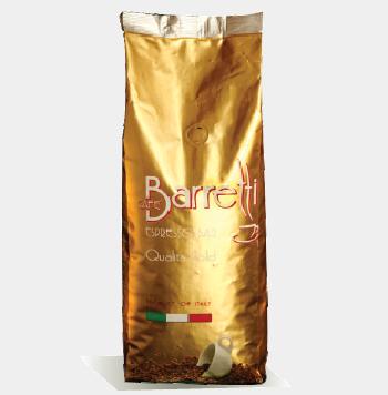 espresso Barretti Gold